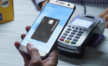 Samsung Pay Debit Card and cash management account